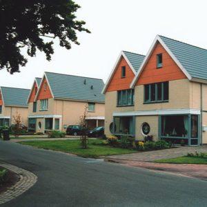 20 nieuwbouw woningen
