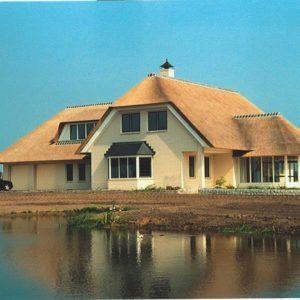 Landhuis bouwbedrijf