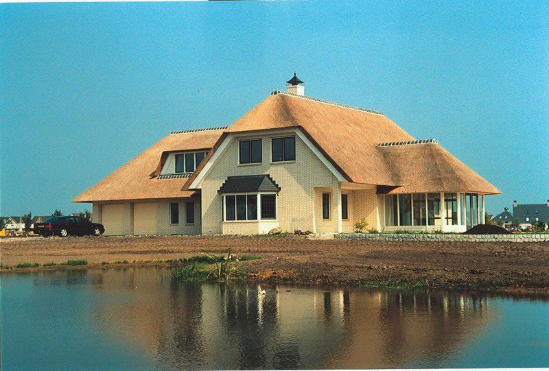 Landhuis bouwbedrijf Emmen
