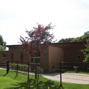 Nieuwbouw kindercentrum